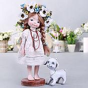 Куклы и игрушки ручной работы. Ярмарка Мастеров - ручная работа Маричка. Handmade.