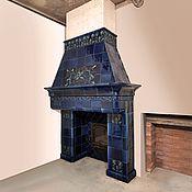 Для дома и интерьера handmade. Livemaster - original item Tile portal in the style of