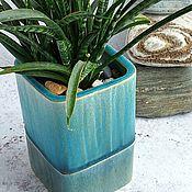 Цветы и флористика handmade. Livemaster - original item pots: Planter