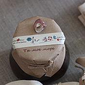 Подарки к праздникам ручной работы. Ярмарка Мастеров - ручная работа Ты мое море,бонбоньерка. Handmade.