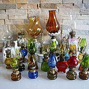 Винтаж ручной работы. Ярмарка Мастеров - ручная работа Керосиновые лампы миниатюры. Handmade.