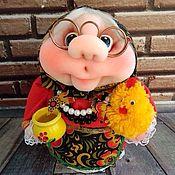 Сувениры и подарки handmade. Livemaster - original item Granny domovska. Handmade.