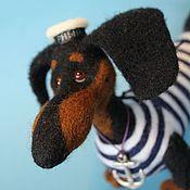 Куклы и игрушки ручной работы. Ярмарка Мастеров - ручная работа Морячок по имени Верный. Handmade.