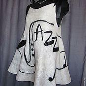 "Одежда ручной работы. Ярмарка Мастеров - ручная работа Сарафан ""Джаз"". Handmade."