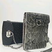 Сумки и аксессуары handmade. Livemaster - original item Crossbody bag, crossbody. Handmade.