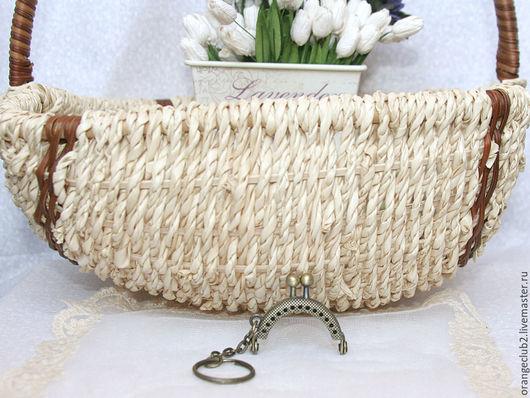 Другие виды рукоделия ручной работы. Ярмарка Мастеров - ручная работа. Купить 4 см пришивной фермуар микро. Handmade.