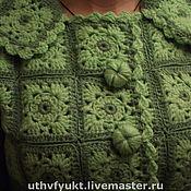 """Одежда ручной работы. Ярмарка Мастеров - ручная работа Пальто """"Осень"""" Авторская работа. Handmade."""
