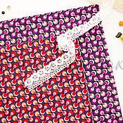 Материалы для творчества ручной работы. Ярмарка Мастеров - ручная работа (№46)Ткань хлопок 100% для тильд, шитья и пэчворка. Handmade.