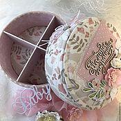 Подарки к праздникам ручной работы. Ярмарка Мастеров - ручная работа Круглые мамины сокровища. Handmade.