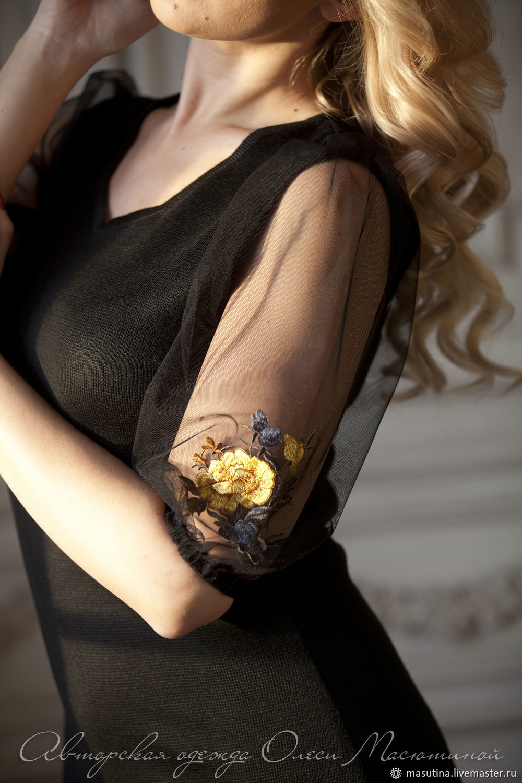 Dress ' Yellow rose', Dresses, St. Petersburg,  Фото №1