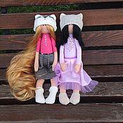 Куклы и игрушки ручной работы. Ярмарка Мастеров - ручная работа Кукла по мотивам Сюзанны Вулкотт. Handmade.
