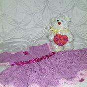 Работы для детей, ручной работы. Ярмарка Мастеров - ручная работа Платье для девочки 1,5 года. Handmade.