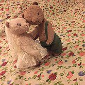 Куклы и игрушки ручной работы. Ярмарка Мастеров - ручная работа Сладкая парочка :). Handmade.