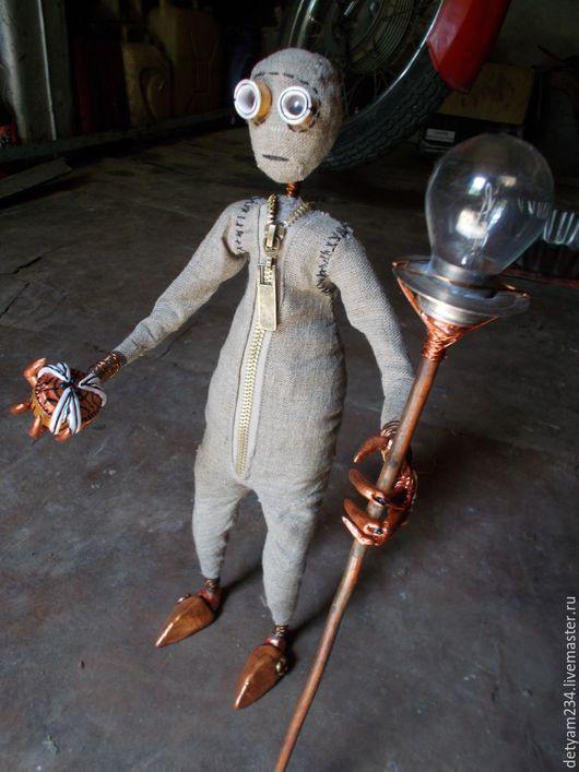 Коллекционные куклы ручной работы. Ярмарка Мастеров - ручная работа. Купить Кукла из мультфильма. Handmade. Коллекционная кукла