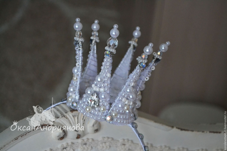 Как сделать корону из проволоки фото 959