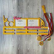 Для дома и интерьера ручной работы. Ярмарка Мастеров - ручная работа Медальницы с фотографиями. Handmade.