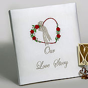 Свадебный салон handmade. Livemaster - original item Wedding photo album