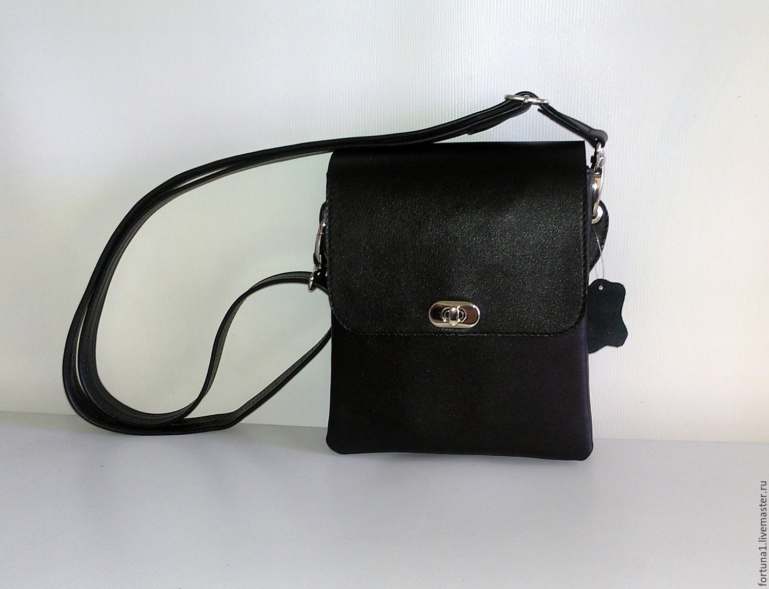 Bag leather 175ch, Classic Bag, St. Petersburg,  Фото №1