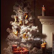 Подарки к праздникам ручной работы. Ярмарка Мастеров - ручная работа Замечательные Пряничные игрушки для елки. Handmade.