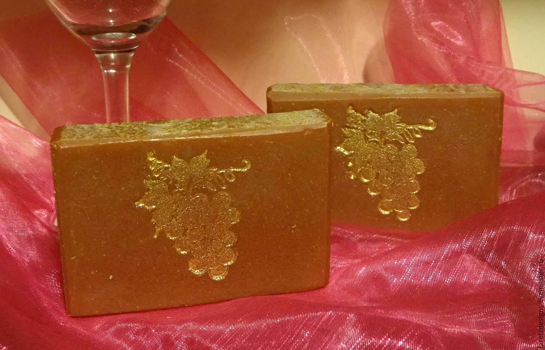 CABERNET SAUVIGNON WINE handmade natural soap, Soap, Colorado Springs,  Фото №1