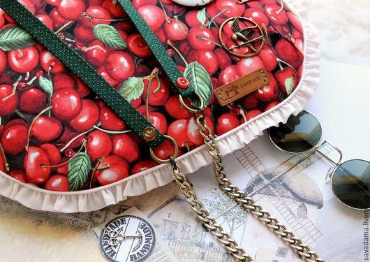 красный лето черешня вишневый сумка хлопок отпуск купить италия розовый зеленый недорого круто ярмарка мастеров белый сумка сумка сумка через плечо кожа купить недорого купить хлопок купить сумку