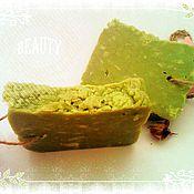 Косметика ручной работы. Ярмарка Мастеров - ручная работа Алеппское мыло с маслом лавра 5%. Handmade.