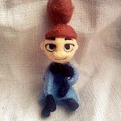 Куклы и игрушки ручной работы. Ярмарка Мастеров - ручная работа Мюмла.. Handmade.