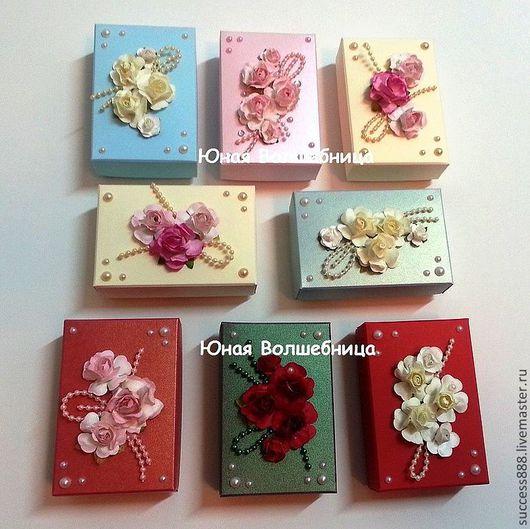 подарочная упаковка, оригинальная упаковка для денежного подарка, коробочка для флэшки, коробка для украшений, розы