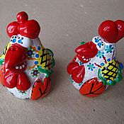 Куклы и игрушки ручной работы. Ярмарка Мастеров - ручная работа Петух - символ 2017 г.. Handmade.