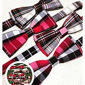 Аксессуары handmade. Livemaster - original item Bow ties for him and her. Handmade.