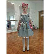 Одежда ручной работы. Ярмарка Мастеров - ручная работа Танцевальный костюм. Handmade.