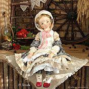 Куклы и игрушки handmade. Livemaster - original item Yasen`ka collectible textile interior doll. Handmade.