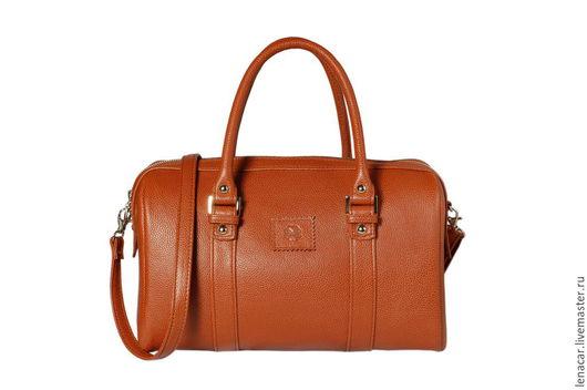 Женские сумки ручной работы. Ярмарка Мастеров - ручная работа. Купить Женская кожаная сумка 345. Handmade. Оригинальная сумка