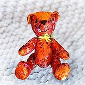 """Куклы и игрушки ручной работы. Ярмарка Мастеров - ручная работа мягкая игрушка """"Медвежонок"""". Handmade."""