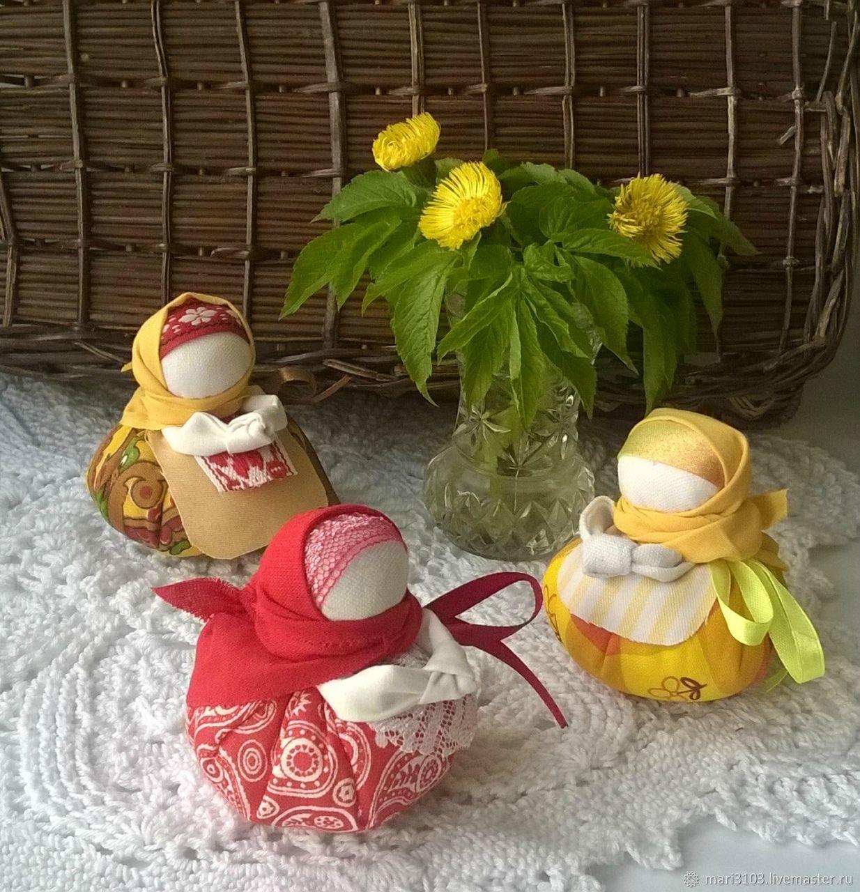 Blagopoluchnye sacred doll, Folk Dolls, Vyazma,  Фото №1