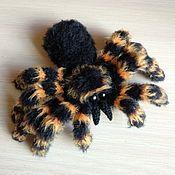 Stuffed Toys handmade. Livemaster - original item Spider. Handmade.