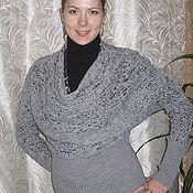 """Одежда ручной работы. Ярмарка Мастеров - ручная работа Нарядный свитер """"Качели"""". Handmade."""