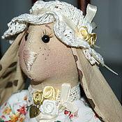 Куклы и игрушки ручной работы. Ярмарка Мастеров - ручная работа Крольчиха Роза. Handmade.
