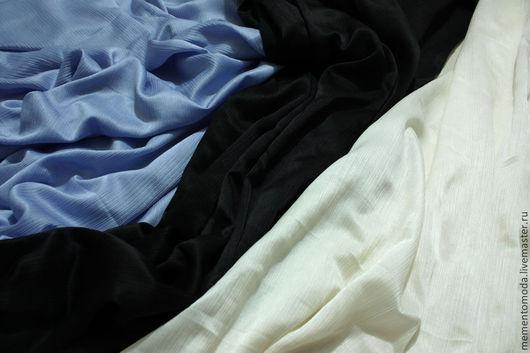 Шитье ручной работы. Ярмарка Мастеров - ручная работа. Купить Плательно-блузочная  вискоза с шелком 3 цвета. Handmade.