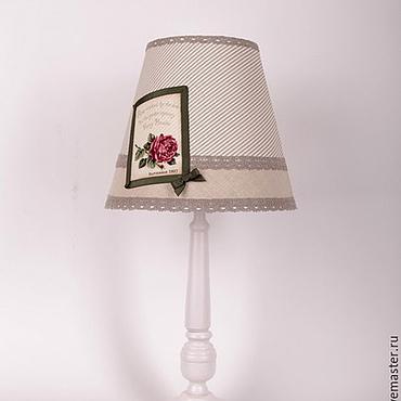 """Для дома и интерьера ручной работы. Ярмарка Мастеров - ручная работа Лампа """"Арли"""" в стиле Прованс. Handmade."""