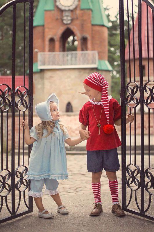 Детские карнавальные костюмы ручной работы. Ярмарка Мастеров - ручная работа. Купить Кукла Мальвина. Карнавальный костюм для детей, сказочный персонаж.. Handmade.