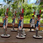 Куклы и игрушки handmade. Livemaster - original item The grenadiers of line infantry Napoleon. Handmade.