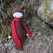 Куклы и игрушки ручной работы. Ярмарка Мастеров - ручная работа Мишка Бина. Handmade.