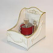 Для дома и интерьера handmade. Livemaster - original item Box for perfume Marquis. Handmade.