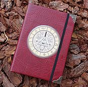 Канцелярские товары handmade. Livemaster - original item The Notebook Gravity Falls. Handmade.