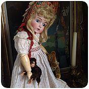Винтаж ручной работы. Ярмарка Мастеров - ручная работа Леди Kestner, антикварная кукла. Handmade.