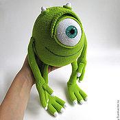 """Куклы и игрушки ручной работы. Ярмарка Мастеров - ручная работа Игрушка """"Майкл Вазовски"""". Handmade."""