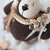 Куклы и игрушки ручной работы. Ярмарка Мастеров - ручная работа Зайцы. Кофейный заяц. Handmade.