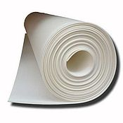 Ткани ручной работы. Ярмарка Мастеров - ручная работа Изолон белый 2 мм. Handmade.