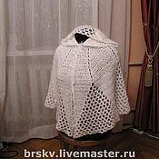 Свадебный салон ручной работы. Ярмарка Мастеров - ручная работа Пелерина для любимой. Handmade.